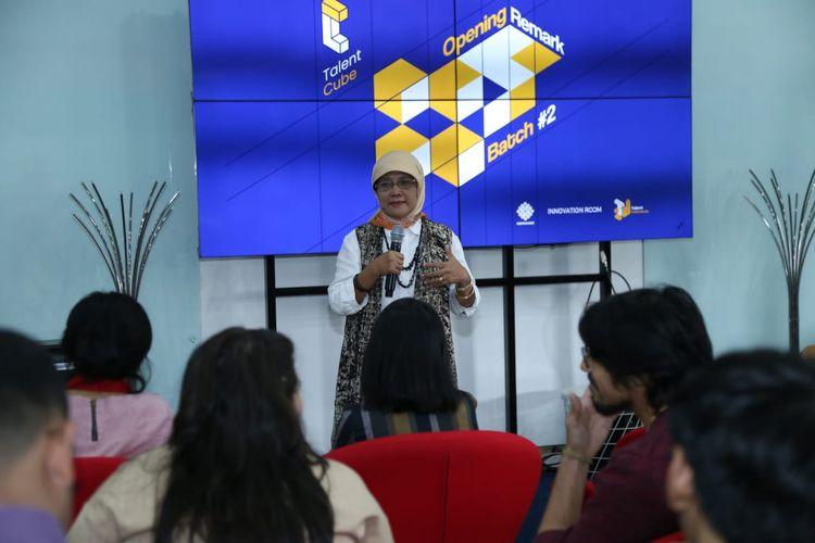 Hadapi Revolusi Industri 4.0, Kemnaker Hadirkan Pelatihan Bisnis Startup