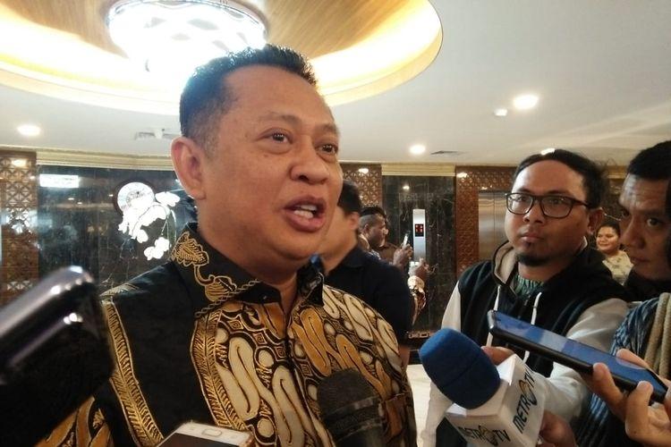 Ketua DPR Usul Presiden Kembali Dipilih MPR