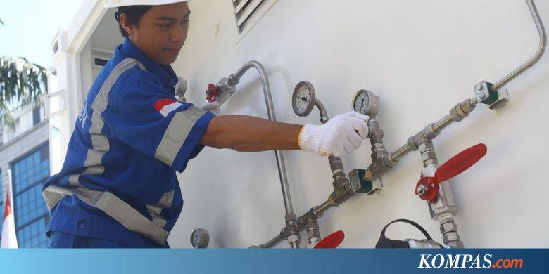 PGAS Perluas Pemanfaatkan Gas, PGN Sasar Sektor Komersil Gunakan Gaslink