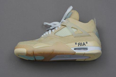 Virgil Abloh Tampilkan Prototipe Sneakers Off-White x Nike