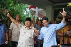 Prabowo-Sandiaga Akan Sampaikan Pidato atas Putusan MK di Kertanegara