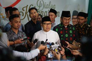 Cak Imin: Cuma Ketua MPR Aja Kok Ribut-ribut?