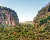 Berada di Lembah Harau, Tak Perlu Merencanakan Aktivitas