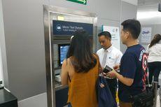 Penumpang MRT, Perhatikan Hal Ini sebelum Gunakan Vending Machine!