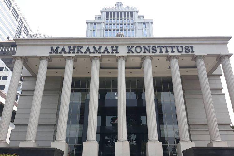 Gedung Mahkamah Konstitusi (MK), Jalan Medan Merdeka Barat, Gambir, Jakarta Pusat.
