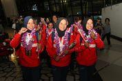 Tim U-23 Arung Jeram Perempuan Indonesia Juara Dunia WRC 2019