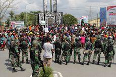 Rabu, Aksi Protes Penangkapan Mahasiswa Papua Sempat Memanas di Fakfak dan Timika