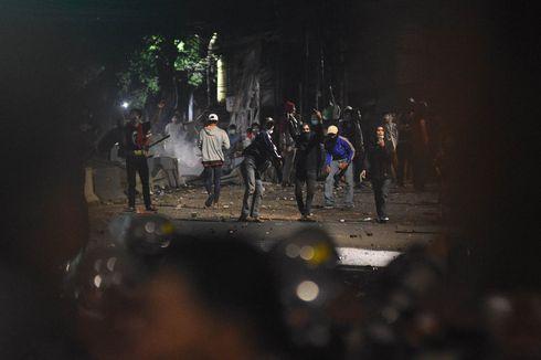 Perusuh di Slipi Mengaku Spontan Menjarah Saat Aksi 22 Mei