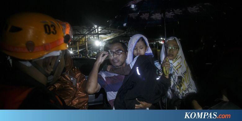 Banjir dan Longsor Landa Sejumlah Daerah di Yogyakarta