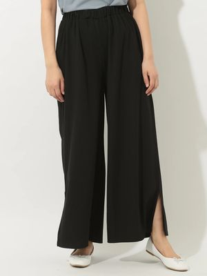 Rib Wide Pants / E hyphen world gallery