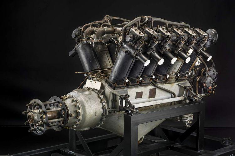 Mesin Pesawat Buatan Rolls-Royce