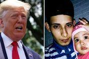 Ayah dan Anak Migran Tewas Tenggelam, Trump Salahkan Demokrat