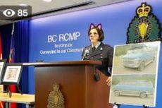 Konferensi Pers Kasus Pembunuhan di Facebook, Polisi Kanada Pakai