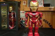 Yuk, Jajal Jadi Tony Stark Pakai Robot Iron Man MK50