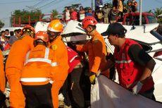 Posisi Korban Kecelakaan Maut Jalur Jogja-Wates Terjepit, Evakuasi Berlangsung 55 Menit