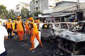 Pasukan Oranye Angkut Sampah 72 Karung Seberat 3,6 Ton di KS Tubun
