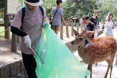 Telan Sampah Plastik, 9 Rusa di Taman Terkenal Jepang Mati
