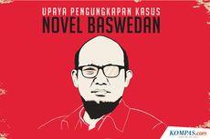 Kasus Novel Siap Dibawa ke Ranah Internasional dan Tanggapan Istana...