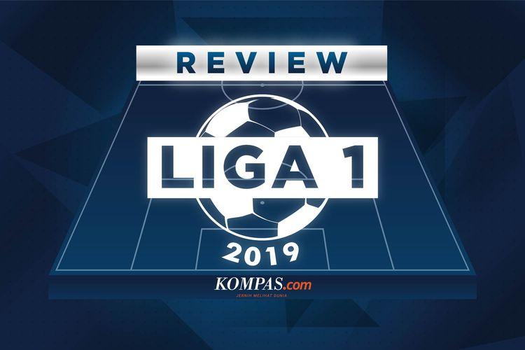 Ilustrasi Review Liga 1 2019