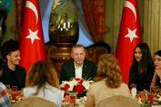 Ketika Presiden Erdogan Buka Puasa Bersama dengan Oezil