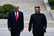 Trump: Kim Jong Un Senang Bertemu Saya