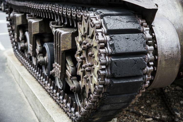 Ilustrasi Tank