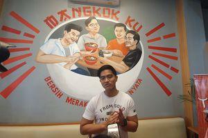 Cerita Jokowi Bawa Kaesang Bertemu Chef Arnold untuk Belajar Bisnis Kuliner...