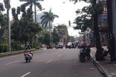 Ini Ruas Jalan di Jakarta Pusat yang Tak Bisa Dilintasi