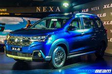 Suzuki Ertiga Rasa SUV Resmi Meluncur