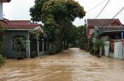 Banjir Luapan Sungai Cikeas di Kabupaten Bogor, 1 Orang Meninggal