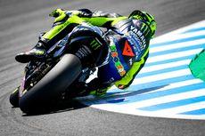 Salah Strategi di Kualifikasi, Rossi Tetap Percaya Diri
