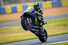 Rossi: Yamaha Pernah jadi Motor Tercepat di Tikungan