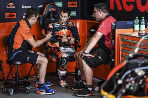 Pedrosa Menikmati Peran sebagai Pebalap Penguji Tim KTM