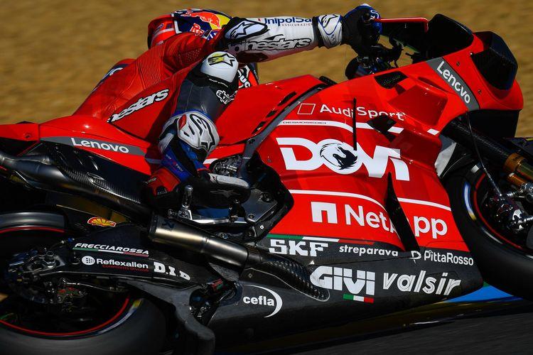 Tim pabrikan Ducati kemungkinan akan kehilangan sponsor Mission Winnow.