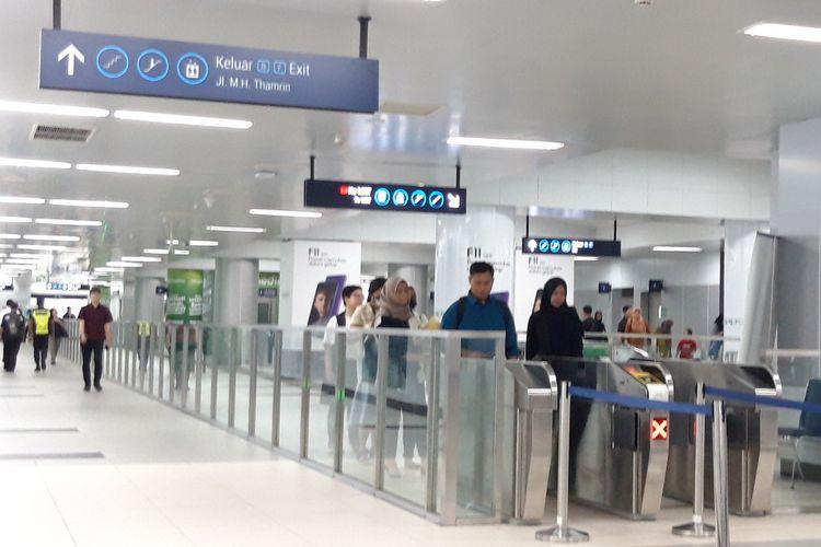 MRT Jakarta Siapkan Perpustakaan di Stasiun, Penumpang Bisa Baca Buku Gratis