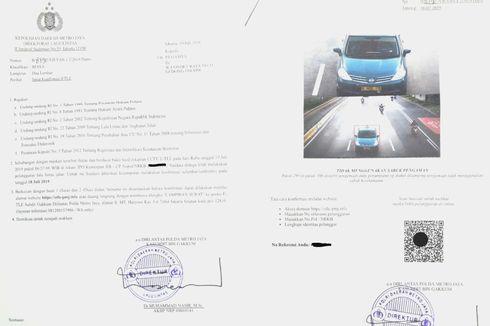 Gugatan Praperadilan Tilang ETLE Gugur, Sitem ETLE Dinilai Valid