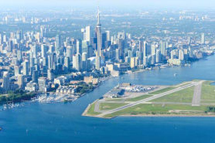 Billy Bishop Toronto City Airport, Canada