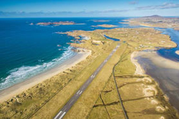 Donegal Airport, Ireland