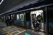 Usai Diresmikan Jokowi, MRT Jakarta Beroperasi Mulai Pukul 11.00