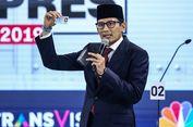 PAN dan Berkarya Belum Aman, Sandiaga Sebut Akan 'All Out' Bantu Naikkan Elektabilitas