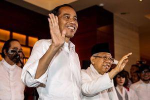 Jokowi: Tanyakan Langsung ke Pak Prabowo...
