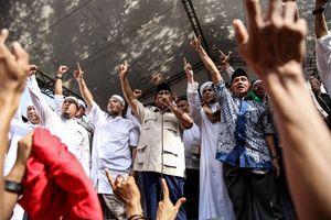 Jimly Minta Prabowo Tak Ikuti Saran Amien Rais soal 'People Power'