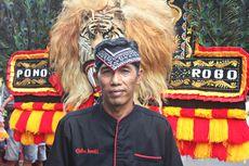 Kisah Budiono, Pria Mirip Jokowi yang Blusukan Mengajarkan Reog di Magetan