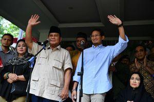 Ini Alasan Prabowo-Sandi Pilih Tak Hadiri Sidang Putusan MK