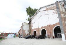 Megahnya 'Rest Area' KM 260B, Menelusuri Jejak Sejarah Pabrik Gula