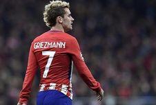 Griezmann ke Barcelona, Atletico Anggap Uang Pembayaran Kurang