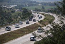 H+2 Arus Balik, Tol Cipali Dilintasi 65.756 Kendaraan