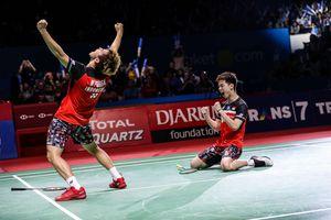 Jumlah Uang yang Diterima Marcus/Kevin dkk Usai Indonesia Open 2019