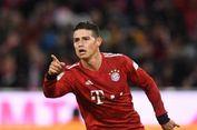 James Rodriguez Pilih Bayern Ketimbang Balik ke Real Madrid