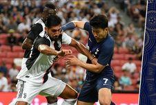 Hasil ICC 2019, Juventus Vs Tottenham, Gol Kane Bikin Ronaldo cs Kalah